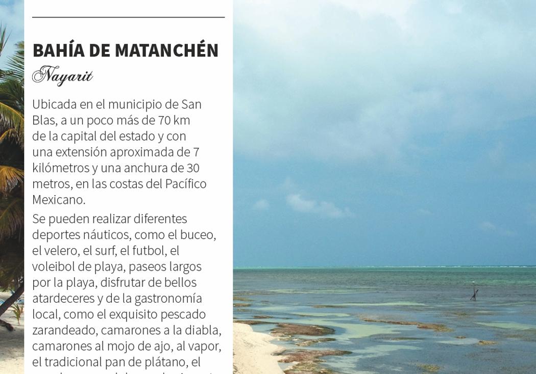 Bahía de Matanchén, Nayarit