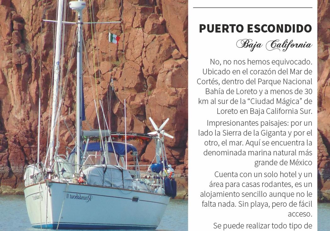 Puerto Escondido, Baja California Sur
