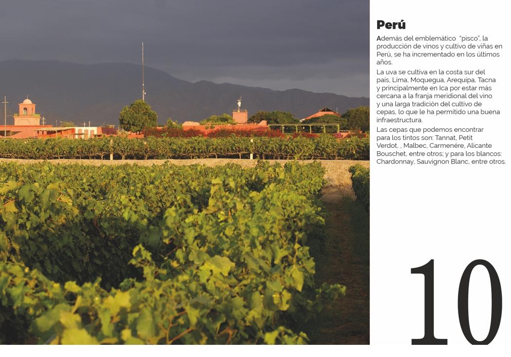 10. Perú