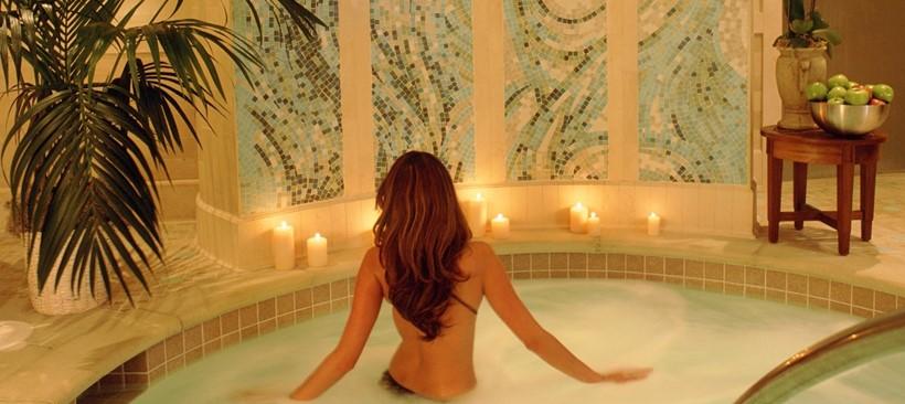 Spa del Hotel Coronado, uno de los mejores del mundo