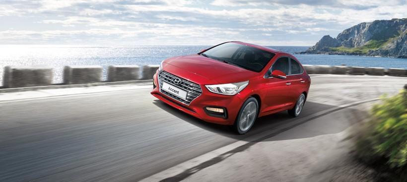 Accent, nuevo auto de Hyundai