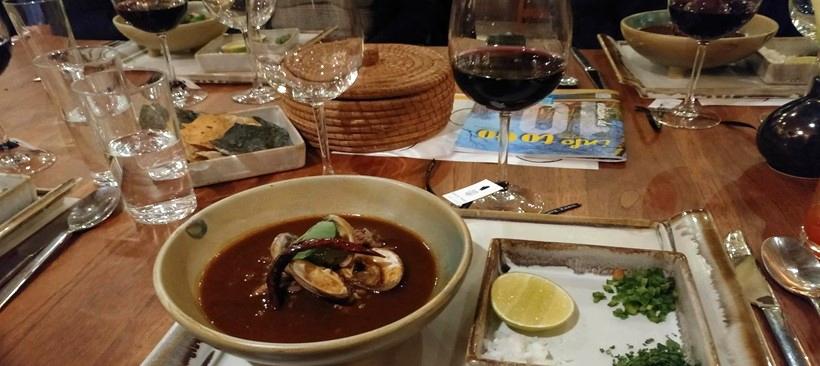 Hagamos País, extraordinario maridaje entre restaurante Cascabel y Monte Xanic