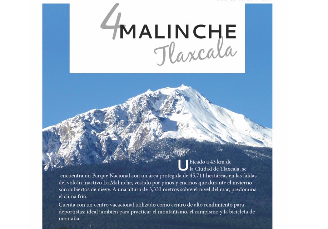 4. Malinche, Tlaxcala