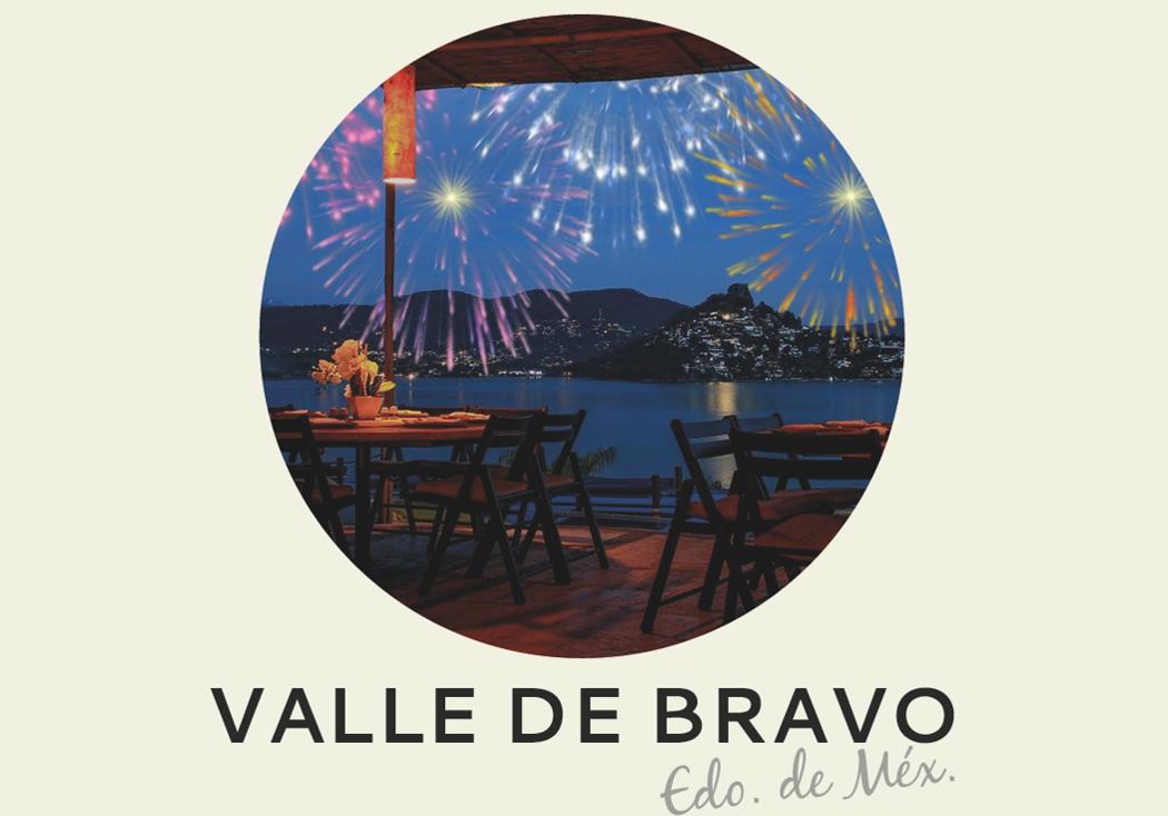 Año nuevo 2018: Valle de Bravo, México