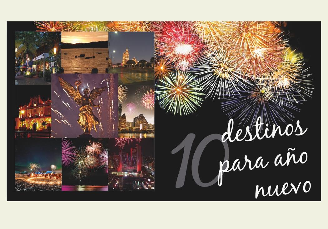 10 destinos para año nuevo