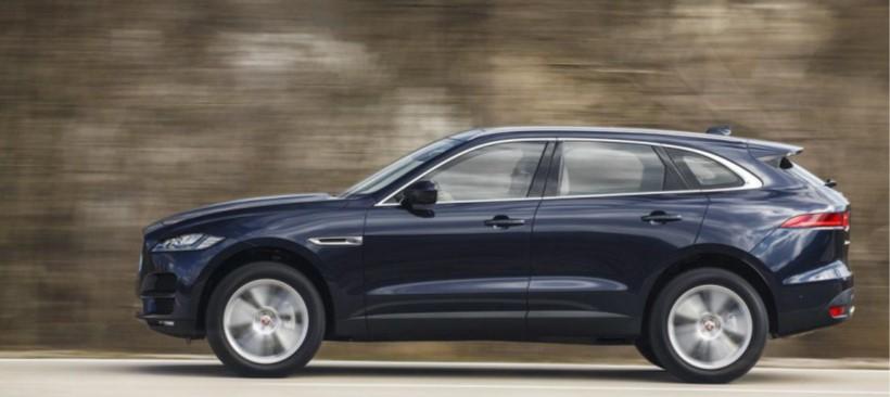 Jaguar F-Pace ahora con nuevos motores ingenium