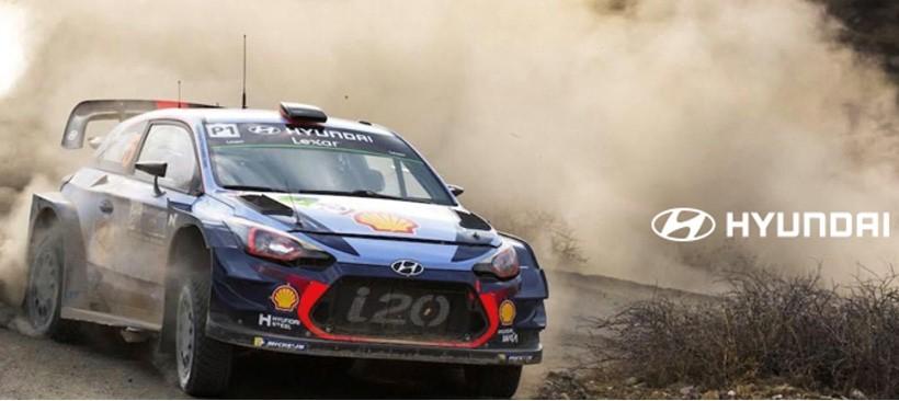Hyundai motorsport se une a la familia WRC