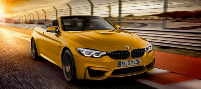 BMW M4 Convertible Edición 30 Años