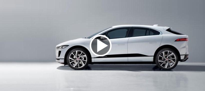 Primer vehículo 100% eléctrico de Jaguar