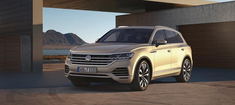 Volkswagen presenta el Nuevo Touareg