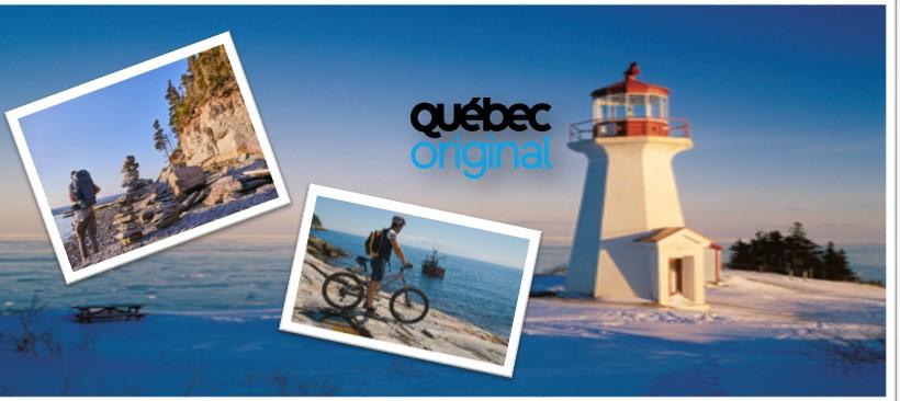 Quebec, una continua postal panorámica