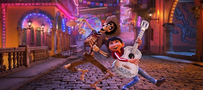 """Celebra el puente de todos los santos bailando como """"Coco"""""""