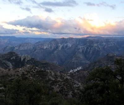 gritar en las montañas