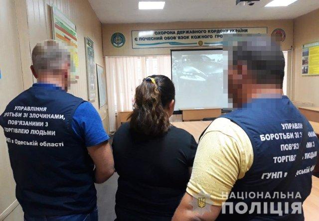 В Одессе задержали женщину, которая продавала украинок в сексуальное рабство.