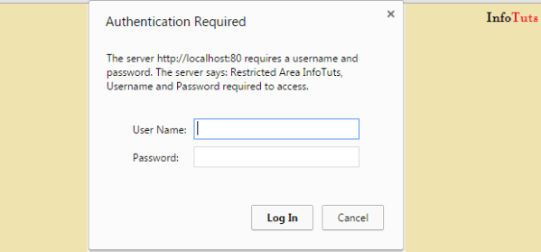 Password Protect a Website Directory Using .htaccess ...