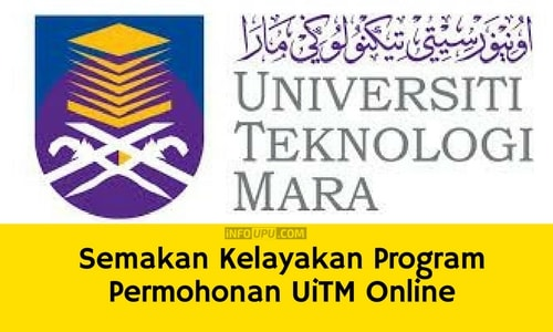 Semakan Syarat Kelayakan UiTM Online (Selangkah UiTM)