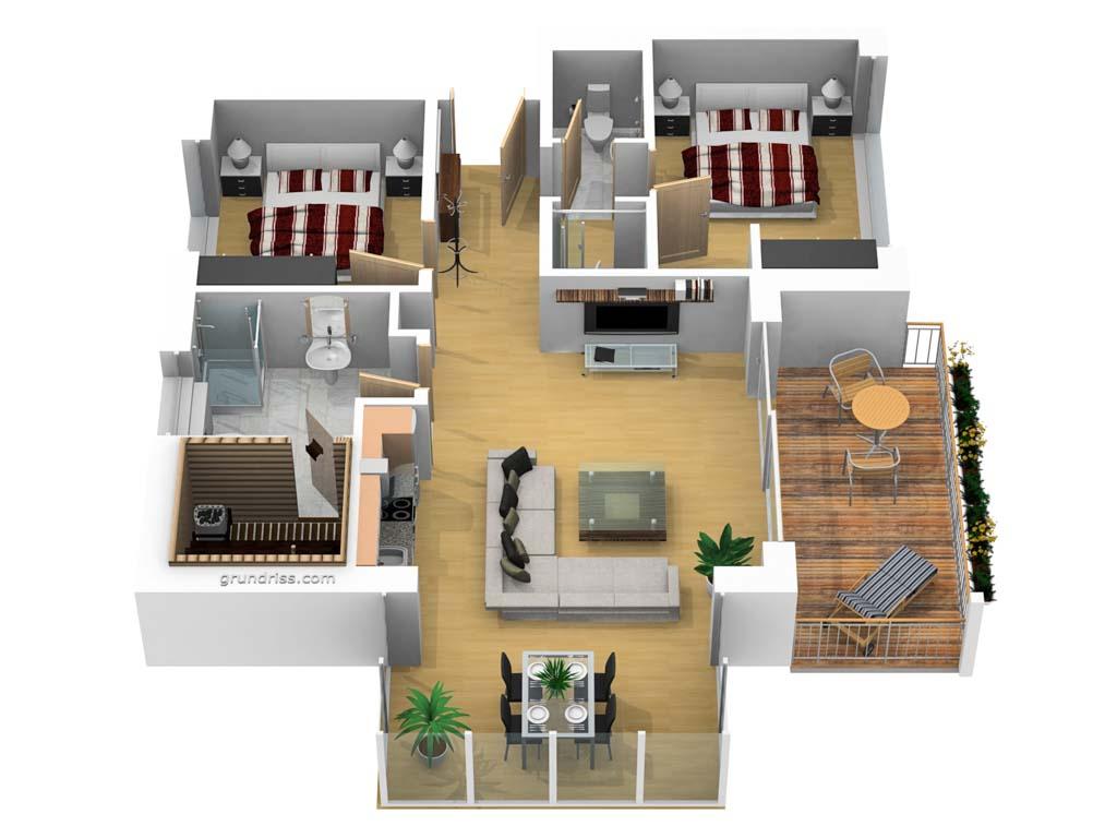 Dünenhaus Aurell Bansin Usedom Penthouse 2