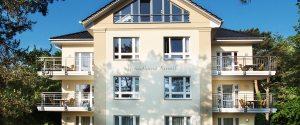 Strandhaus Aurell Ferienwohnung am Strand in Bansin Insel Usedom