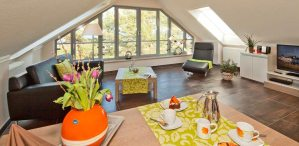 Strandhaus Aurell Fewo Typ 6