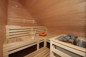 Sauna FH Strandgurt - Strandhaus Aurell