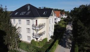 Strandhaus Aurell Seebad Bansin