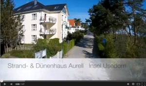 Video Dünenhaus Aurell