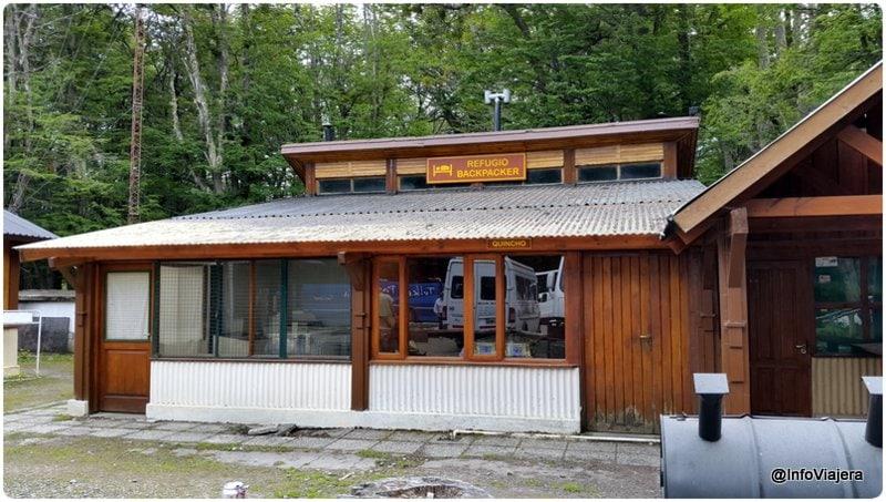 Ushuaia_Parque_Nacional_Tierra_del_Fuego_Camping_Lago_Roca_Instalaciones