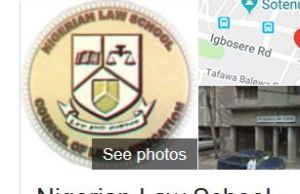 Nigerian Law School Past Questions