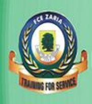 Federal College of Education FCE Zaria Accredited Courses