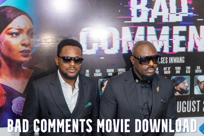 Bad Comments Movie Download