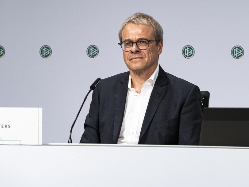 Wird den FC Schalke 04 verlassen: Peter Peters. Foto: Thomas Böcker/DFB/dpa