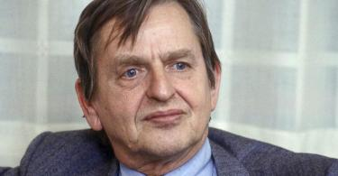 Olof Palme, aufgenommen 1984. Mehr als 34 Jahre nach dem bis heute unaufgeklärten Mord am schwedischen Ministerpräsidenten wollen die Ermittler ihren Entschluss zu einer möglichen Anklage bekanntgeben. Foto: Tobbe Gustavsson/TT NEWS AGENCY/dpa