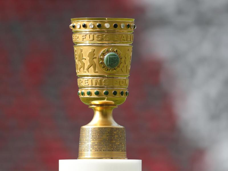 Das DFB-Pokalfinale zwischen Bayern München und Bayer Leverkusen findet ohne Zuschauer statt. Foto: Jan Woitas/zb/dpa