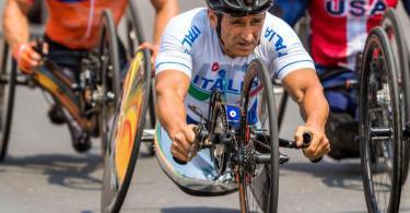 Verletzte sich bei einem Unfall schwer: Der Italiener Alessandro Zanardi. Foto: Jens Büttner/dpa-Zentralbild/dpa