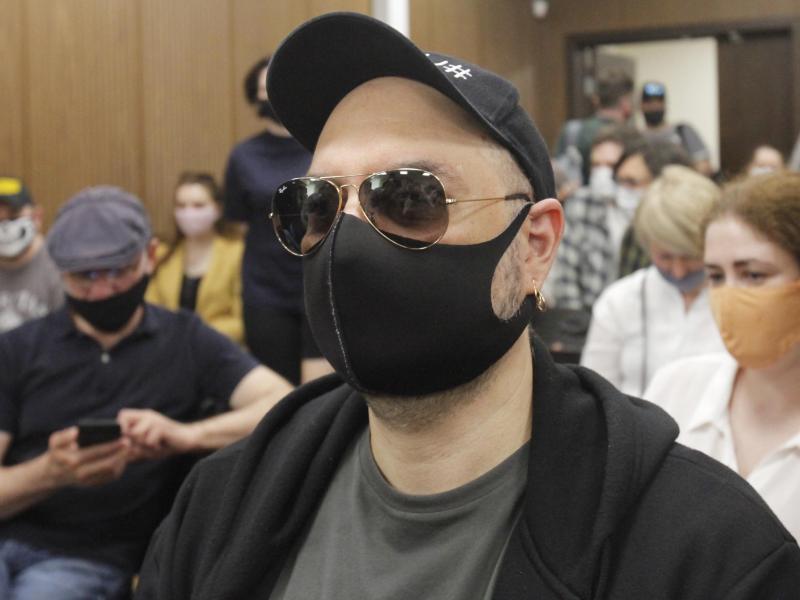 Kirill Serebrennikow ist schuldig gesprochen worden. Foto: Uncredited/AP/dpa