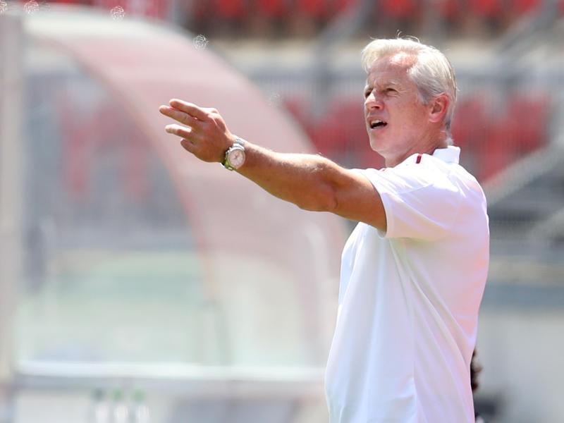 Jens Keller ist nicht mehr Trainer des 1. FC Nürnberg. Foto: Alexander Hassenstein/getty/Pool/dpa