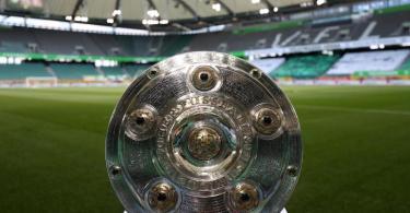 Die Bundesliga steht vor einem Sommer voller Ungewissheit. Foto: Kai Pfaffenbach/Reuters-Pool/dpa