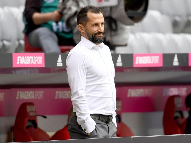 Steigt beim FCBayern zum Sportvorstand auf: Hasan Salihamidzic. Foto: Sven Hoppe/dpa-Pool/dpa