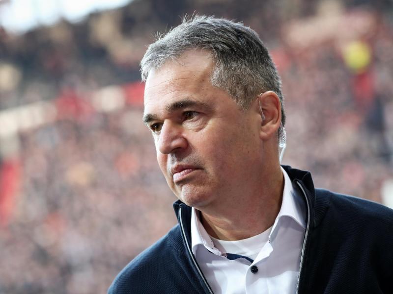 Ex-Bundesliga-Manager Andreas Rettig. Foto: Christian Charisius/dpa