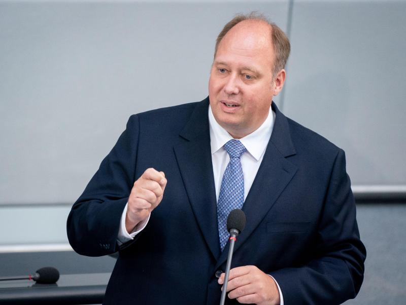 Kanzleramtschef Braun: «Derzeit kann man sagen: Wir haben Corona in Deutschland im Griff.». Foto: Kay Nietfeld/dpa