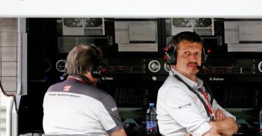 Haas-Teamchef Guenther Steiner will sich zur zukünftigen Fahrerpaarung des Teams äußern. Foto: Diego Azubel/EPA/dpa