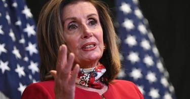 Nancy Pelosi, Sprecherin des US-Repräsentantenhauses, hat Vizepräsident Mike Pence bereits in den vergangenen Tagen aufgefordert, Schritte zu ergreifen, um Trump abzusetzen. Foto: Erin Scott/Pool Reuters/AP/dpa