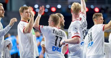 Nach dem WM-Auftaktsieg gegen Uruguay müssen Deutschlands Handballer gegen Kap Verde ran. Foto: Sascha Klahn/dpa