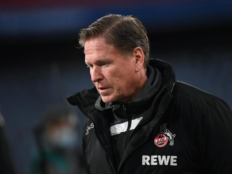 Nach einem positiven Coronatest hat sich auch Trainer Markus Gisdol einem Schnelltest unterzogen. Foto: Sven Hoppe/dpa