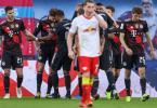 Es geht auch ohne Robert Lewandowski: Bayern München hat in Leipzig mit 1:0 gewonnen. Foto: Alexander Hassenstein/Getty POOL/dpa