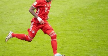 Der Vertrag von Jérôme Boateng bei den Bayern läuft im Sommer aus. Foto: Matthias Balk/dpa