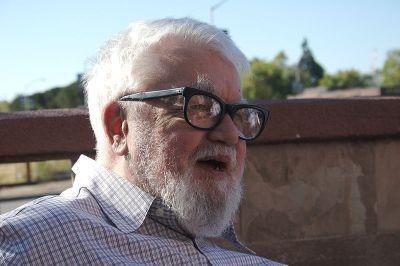 John McCarthy - Imagem por Wikipedia