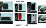 Nokia Likely to Launch 311, 305 - S40 Full Touch Phones from Pakistan