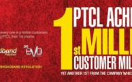 PTCL Reaches One Million Broadband Subscribers
