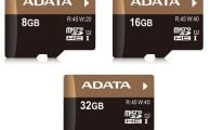 ADATA Premier Pro SDHC/SDXC and microSD UHC-I U1 Memory Cards